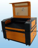 Máquina de gravura de mármore de madeira do gravador Elevado-Presicion do laser