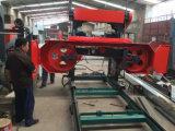 Деревянная машина Sawing журнала лесопилки диапазона вырезывания