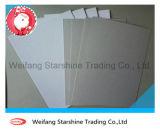 Doplex Vorstand-Papier mit Grauer/Weiß-Rückseite