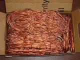 Desecho 99.99% del alambre de cobre de Millberry