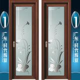 Kurze Aluminiumflügelfenster-Tür-Fabrik