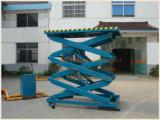 Maquinaria hidráulica estacionária do armazém (SJG0.5-5)