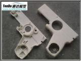 CNC da elevada precisão que faz à máquina produtos plásticos, protótipo plástico da tampa