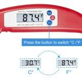 Termómetro vendedor caliente del alimento del OEM Digital de la fábrica