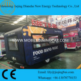 De mobiele Aanhangwagen van het Voedsel van de Straat met Mooi Ontwerp (Ce)