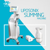 Déplacement de Hifu de traitement Non-Surgical gros amincissant la machine Liposonix