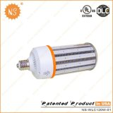UL Listed Dlc IP64 E39 E40 Mogul Base de 120W LED bombilla del maíz
