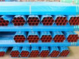 ULの証明書が付いているASTM A135の赤い塗られた鋼管