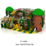 安全多彩な子供の商業屋内運動場装置