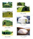 De waterdichte Militaire Opgerichte Tent van het Canvas