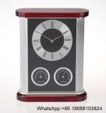 Reloj de cuarzo de madera de la venta caliente