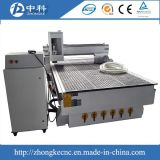 Máquina de trituração do CNC da madeira da tabela do vácuo