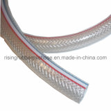 PVC Fiber Reinforced Pipe pour Food