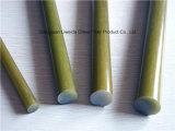 Pultrusione a resina epossidica Fiberglass/FRP Rod, barra dell'isolamento di Fiberglass/FRP