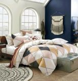 ホームのためにセットされる大きい100%年の綿の寝具