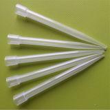 Pontas plásticas estéreis médicas descartáveis da pipeta do laboratório