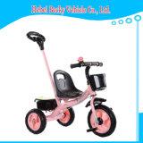 Heißer Verkauf scherzt Dreirad mit Stoss-Stab-Baby-Spaziergänger