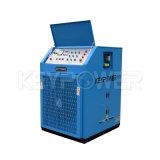 крен нагрузки голубого цвета 100kw сопротивляющий для испытание генератора арендного