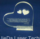 máquina da impressora de laser da fibra 30W para a ferramenta do Kitchenware/