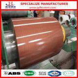 PPGI Farbe beschichtete galvanisierten vorgestrichenen Stahlring