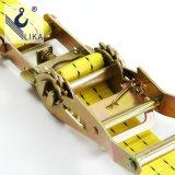 TUV GS аттестовал 35mm*2t с грузом хлеща /Ratchet крюка когтя связывает вниз/хлеща планку/хлеща связывает вниз/пряжка храповика