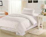 100%Cotton de witte Duidelijke Reeks van het Beddegoed