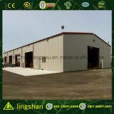 Kit d'acciaio chiaro prefabbricato del garage di Lingshan (LS-SS-090)
