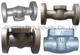 A peça da carcaça fazendo à máquina do CNC morre as peças da carcaça, alumínio, a peça de bronze do forjamento/morre forjar