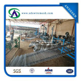 50X50mm galvanizzati 100X100mm Chain Link Fence