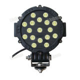 indicatore luminoso di azionamento del punto dell'automobile di 12V 6inch 51watt LED