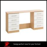 Talla de los diseños de madera simples del vector de preparación para el dormitorio