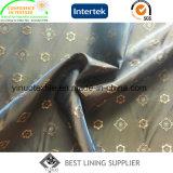 55% Polyester 45% Viscose Jacquard Doublure