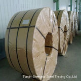 Pente de la meilleure qualité de la bobine AISI 304 d'acier inoxydable de qualité