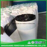 Vor-Angewandtes Tiefbau-HDPE selbstklebendes wasserdichtes Membranen-nicht Bitumen