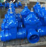 세륨을%s 가진 연성이 있는 철 Ggg50 비 일어나는 줄기 BS5163 게이트 밸브
