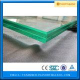 Het hete Gelamineerde Glas van de Verkoop 6.38/8.38/11.52/26.52 met de Straal van het Glas van Gaten