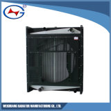 Sc33W1150d2: Radiador de aluminio del agua para el motor diesel