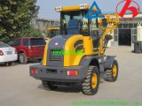 Zl10bの小型車輪のローダー農業機械セリウムは承認した