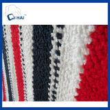 純粋な綿の糸の染められたカラーストリップの表面タオル