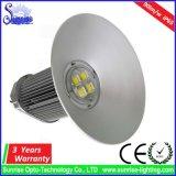 고성능 램프 옥수수 속 200W LED Highbay 전등 설비