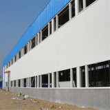 Aço pré-fabricado - edifícios quadro do metal com de grande resistência