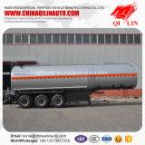 Стальной плиты Q235 топливозаправщика трейлер Semi нагружая укусную кислоту