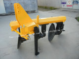 Charrue à disques à sens unique de ferme de charrue à disques de tracteur résistant d'instrument à vendre
