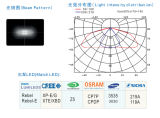 LED Street Light/Lamp Module Lens with 35 (5*7) LED of XPE/Xte 3535 3030