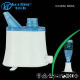 Humidificador ultra-sônico da garrafa de água Tabletop fresca elétrica relativa à promoção da névoa