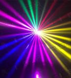 350W 17r 단계 결혼식 DMX 광속 반점 세척 3in1 단계 이동하는 맨 위 빛