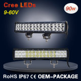 "14.5 ""90W 7200lm LED Light Bar CREE SUV Off Road"