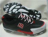 アメリカの人のTPUの低い野球のソフトボールは泥炭のトレーニングの靴をクリートで補強する