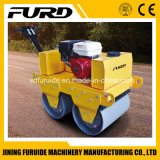 Caminata detrás de la pequeña capacidad del compresor del rodillo de camino (FYL-S600)