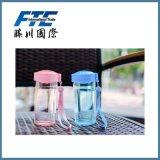 PC 600ml Plastikwasser-Flasche mit Filtern